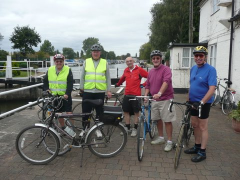 cycling sawley